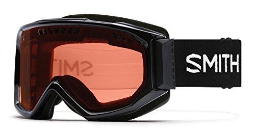 Smith Optics Scope Adult Airflow Series Snowmobile Goggles- Medium/Black / RC36