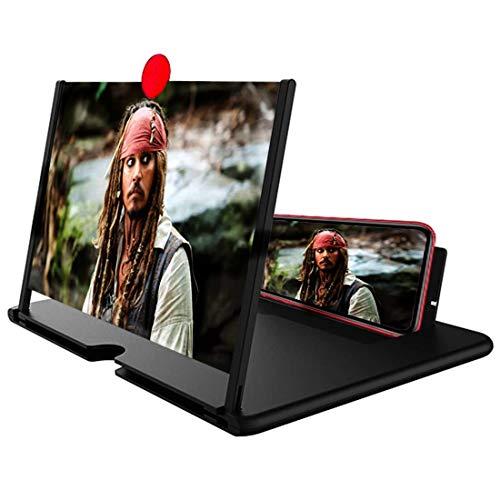 Screen Expanders & Screen Magnifier Amplifier,3D HD New Phone Holder 12' Screen...