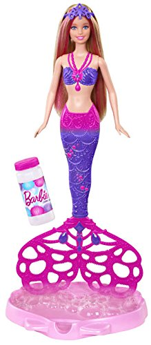 Barbie Bubble-Tastic Mermaid Doll