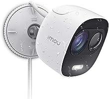 Imou Caméra Surveillance WiFi Exterieur, Full HD 1080P Vidéo Surveillance à Dissuasion Active, Alexa Compatible, IP66...