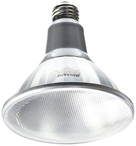 Bulbrite LED Plus PAR38 Dimmable Medium Screw Base (E26) Wet Rated Narrow Flood Light Bulb 90 Watt Equivalent 2700K 2-Pack