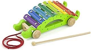 Crocodile Pull Along Xylophone