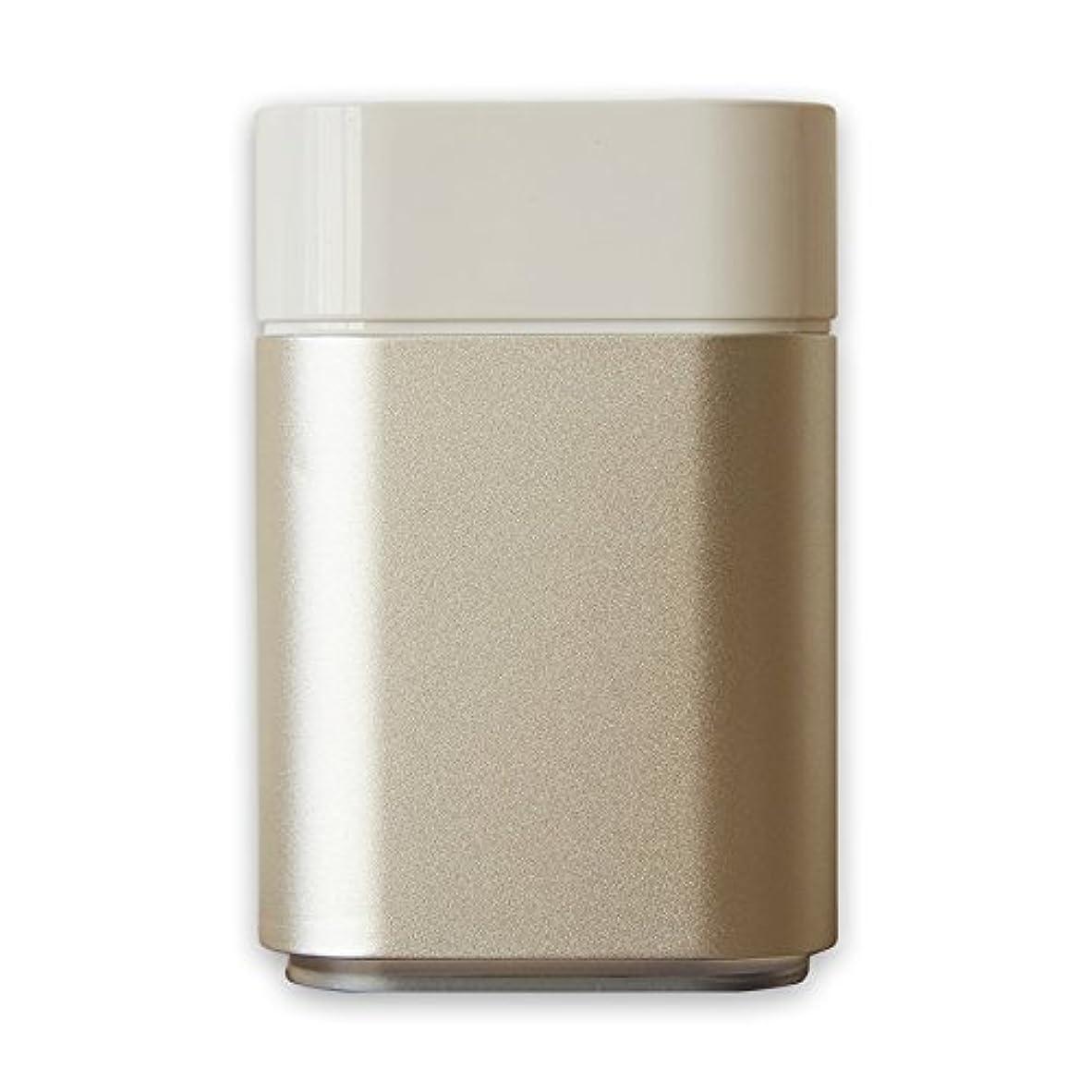 ペインティングピッチャー待つアロマディフューザー UR-AROMA04 卓上 小型 Uruon(ウルオン)水を使わない アロマ ネブライザー式 水なし ダイレクトオイル 製油瓶直噴式 超音波式 USB 卓上 油性 水性 静音 アロマオイル
