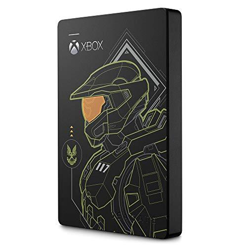 Seagate Game Drive para Xbox Halo – Master Chief LE 2TB Disco...