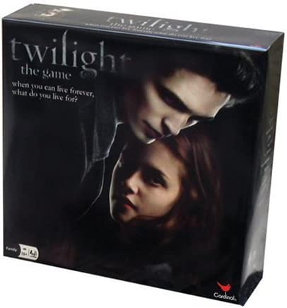 Amazon.com: Twilight Board Game: Toys & Games