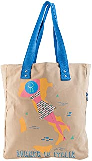 That's Italia Messenger Bag, multi-coloured (Multicolour) - THCV04