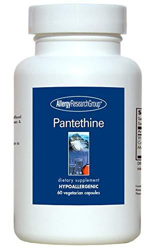 Allergy Research Group Pantethine 60 veg. Kapseln