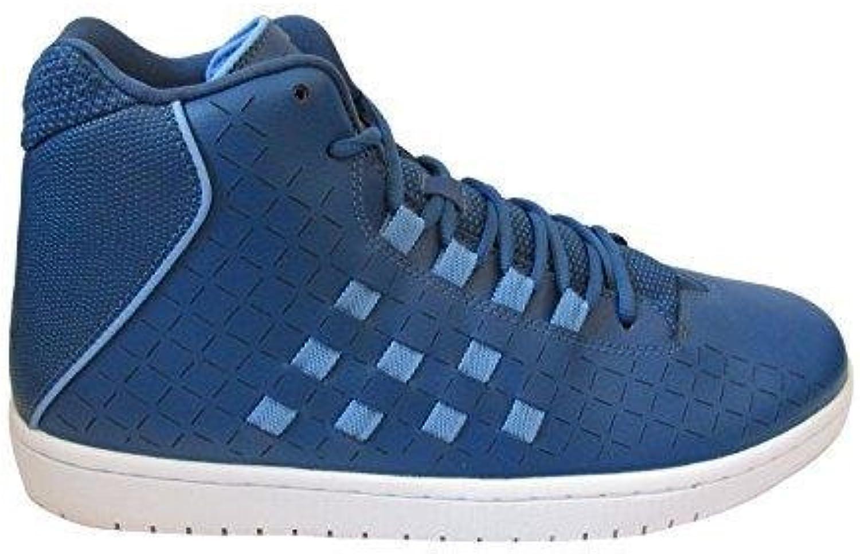 Nike air Jordan Illusion Mens hi top Trainers 705141 Sneakers shoes (UK 7 US 8 EU 41, French bluee University bluee 407)
