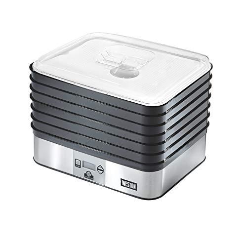 Weston Digital Plus 6-Tray Food Dehydrator (75-0450-W)