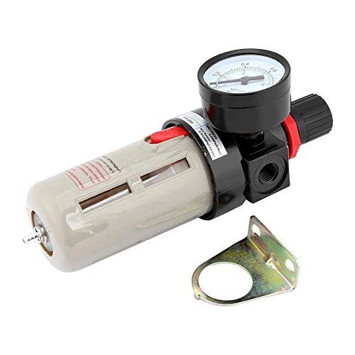 LHQ-HQ. Luftfilterregler, 1/4 '' 0,15 bis 0.85Mpa BFR-2000 High-Water-Abscheidegrad Luftquelle Gasbehandlungsanlage Filterdruckregler mit Manometer
