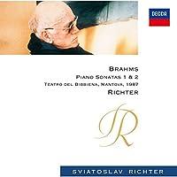 Brahms: Piano Sonatas Nos. 1 & 2 by Sviatoslav Richter (2015-03-18)