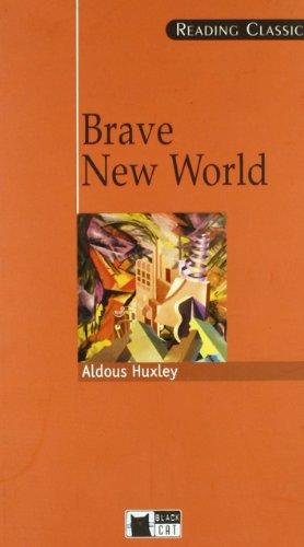 Brave new world. Con audiolibro. CD Audio [Lingua inglese]