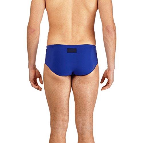 Vilebrequin - Figurbetonte Solid Badehose für Herren- Neptunblau - XL