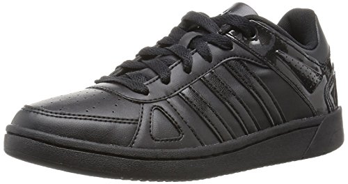 adidas adidas Damen Hoops Team W Basketballschuhe, schwarz (Cblack/Cblack/Cblack), 41 1/3