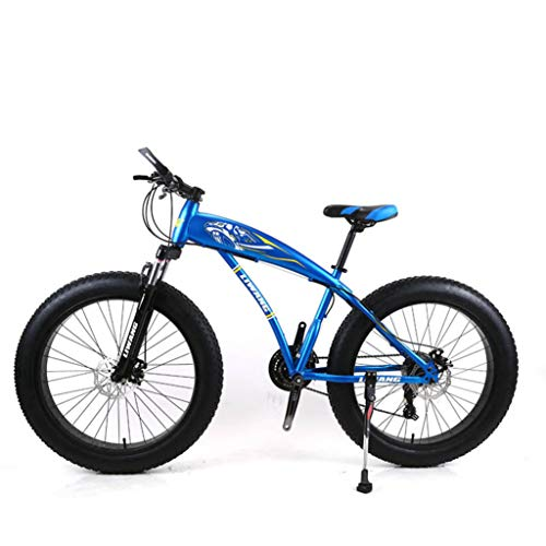 24-speed 24inch,26inch Snowmobile Brede band Schijfrem demping Student fiets Mountainbike