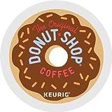 The Original Donut Shop, Regular, Single-Serve Keurig K-Cup Pods, Medium Roast Coffee, 72 Count (3 Boxes of 24 Pods)