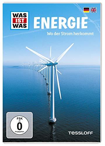 Was ist was: Energie - Wo der Strom herkommt [DVD]