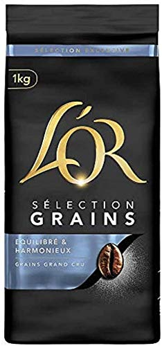 L'Or Café 1Kg Grains Sélection
