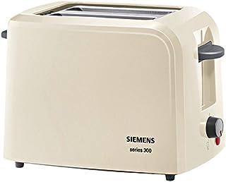 Siemens 西门子 TT3A0103 小型烤面包机 300 系列 奶油色 31 x 16 x 19 TT3A0107