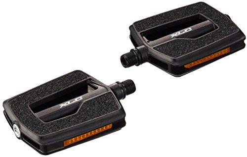 XLC City- / Comfort-Pedal PD-C10, Schwarz, One Size