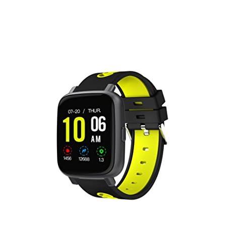 NORDMENDE Bfw1000Hr.Ye Smartwatch, Giallo