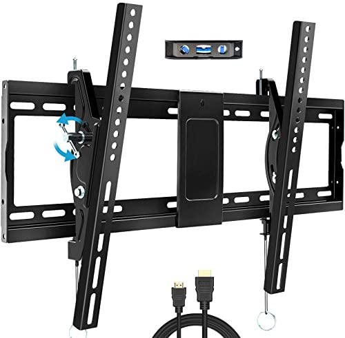BLUE STONE Tilt TV Wall Mount Bracket for Most 32 83 Inches TVs TV Wall Mount with VESA up to product image