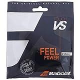 Babolat Touch VS 6M Cordaje, Adultos Unisex, Naturel (Beige), 130