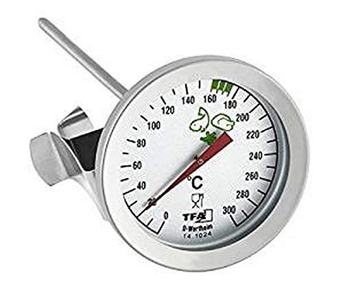 TFA Termómetro para la freidora