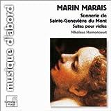 Marais - Sonnerie de Sainte-Geneviève-du-Mont / Suites pour violes (coll. Musique d'abord)
