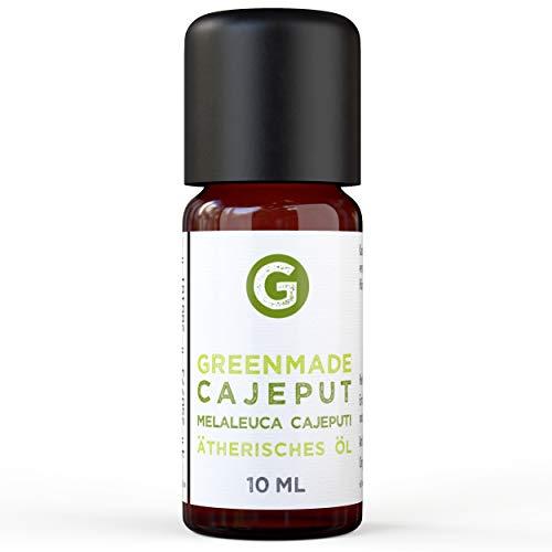 Cajeput aceite 10 ml – 100% naturreines, aceite esencial de greenmade