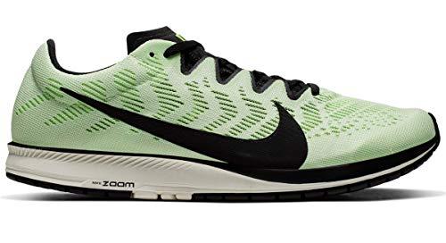 Nike Air Zoom Streak 7 Vintage Green-Black AJ1699-300 Men's Running Sneakers 12 US