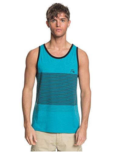 Quiksilver Tijuana - Camiseta de tirantes para hombre - azul - X-Large