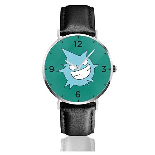 Relojes de Pulsera Soul Eater con Correa de Cuero PU