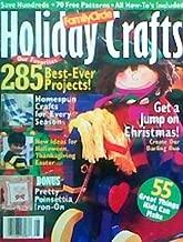 Family Circle Holiday Crafts (Fall 1996)