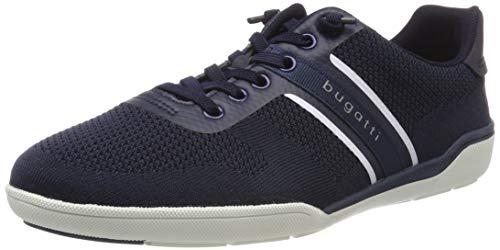 bugatti Herren 321465046959 Sneaker, Blau, 44 EU