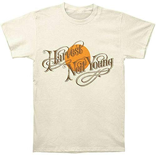 Neil Young Harvest T-Shirt New
