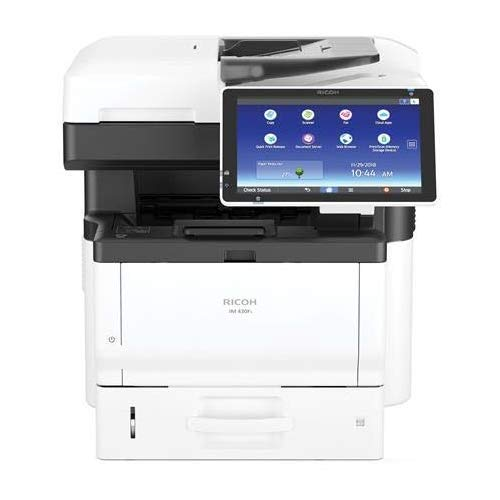 Ricoh 418488 Smart IM 430Fb Impresora monocromática láser Todo en uno, Red y WiFi, impresión móvil