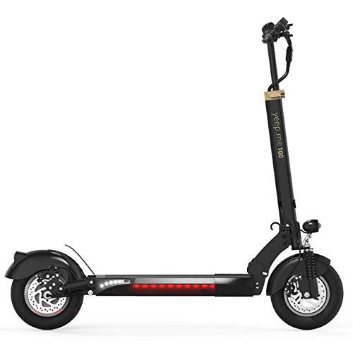 yeep.me Scooter 100 (RT6) schwarz