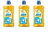 3 PZ. Alba gel Sapone Ecologico 1 Lt