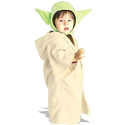 STAR WARS ~ Yoda - Toddler Costume 1 - 2 years