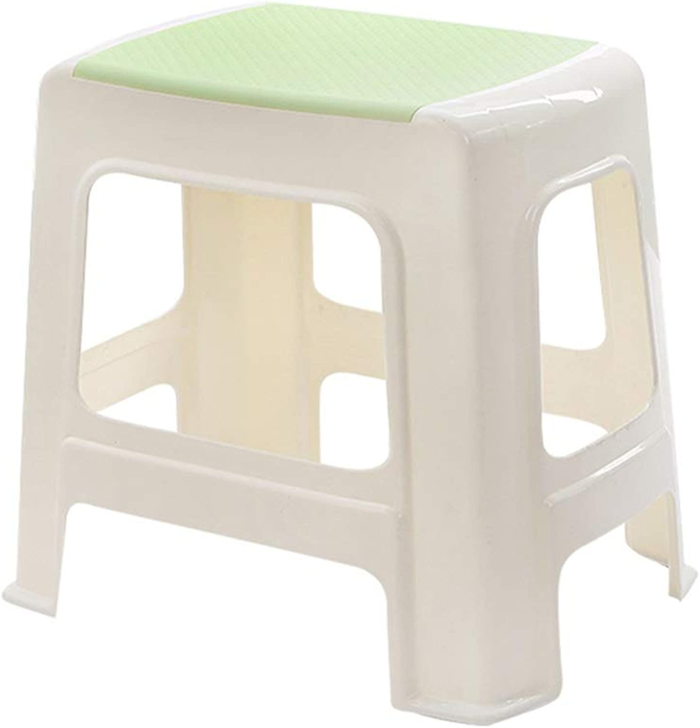 Ultralight Garden Stool, Portable Plastic Stack Stool Home Stool Meeting Stool Reception Stool Folding Chairs Toddler's Step Stool (color   C)