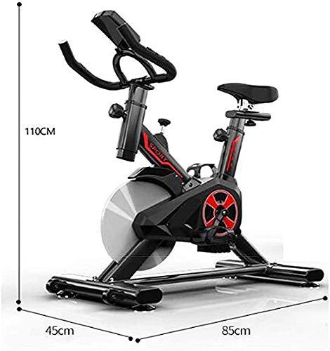 Herramientas De Fitness - Equipo De Fitness para Perder Peso En Bicicleta Deportiva - Home Cardio Workout Sunny Health and Fitness Bicicleta De Ciclismo Indoor (Color : B)