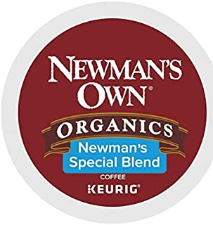 Newman's Own Organics Special Blend Extra Bold K-Cups, 100 ct. (pack of 6)
