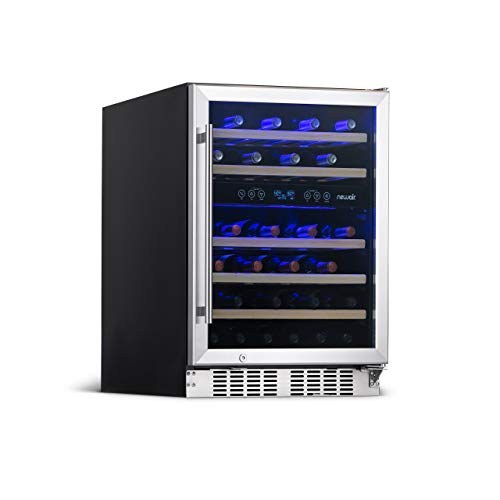 """Newair 24"""" 46 Wine Bottle Cooler 
