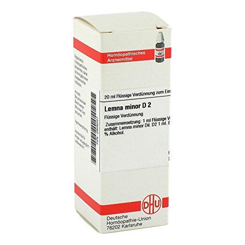 LEMNA MINOR D 2, 20 ml