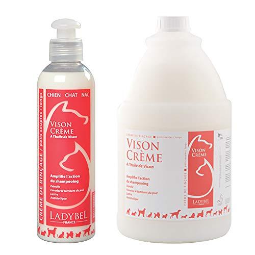 Ladybel Vison - Crema para Perro (4 L)