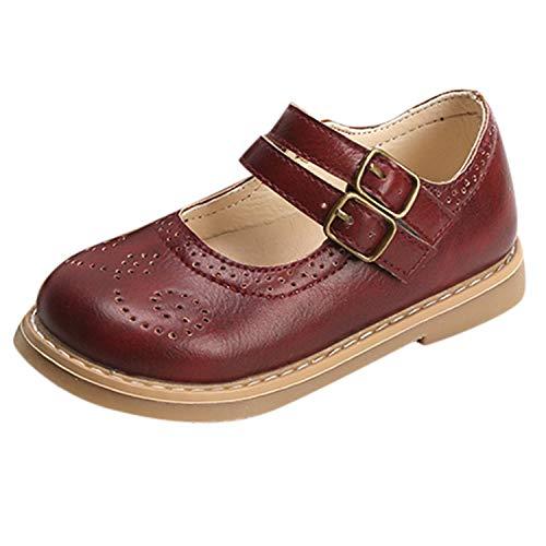 Zapatos de escuela para niñas, bohemios, casuales, para niños, zapatos planos, chaussure Enfant...