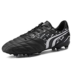 Synthetic Sole Lightweight,soft and comfortable design Cushioned insole for addded comfort Premium DP combination upper offers comfort & maximum durability Rubber molded cleats with Rotational Traction configuration