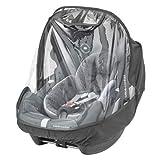 Bébé Confort - Copri-pioggia per seggiolino auto, con aerazione, da 0 a 12 mesi, trasparente
