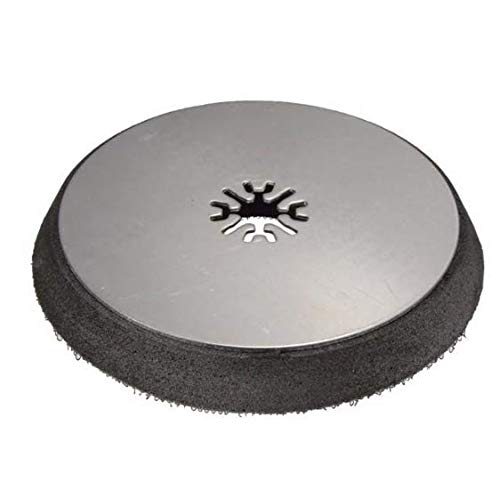 %29 OFF! Atfipan Disc Sand Base Steel and EVA Sanding Pad Oscillating MultiTool For Bosch Fein